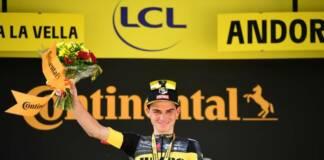 Tour de France 2021 : Le classement complet de la 15e étape