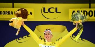 Tour de France 2021 : Le classement général complet après la 15e étape