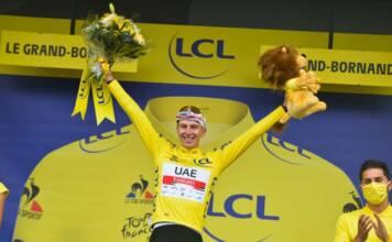 Tour de France 2021 : Le classement général complet après la 8e étape