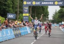 Georg Zimmermann prend la tête au Tour de l'Ain 2021