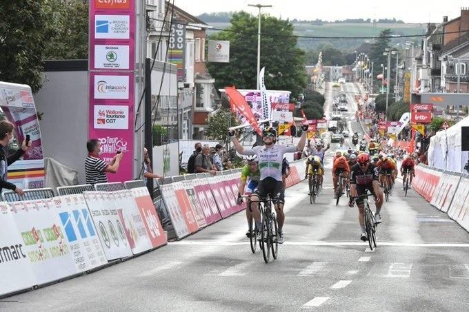 Le Tour de Wallonie 2021 aura une étape en moins