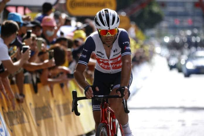 Tour de France 2021 : Vincenzo Nibali abandonne