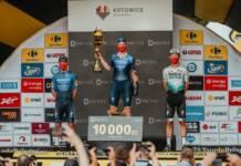 Rémi Cavagna vainqueur d'étape au Tour de Pologne 2021