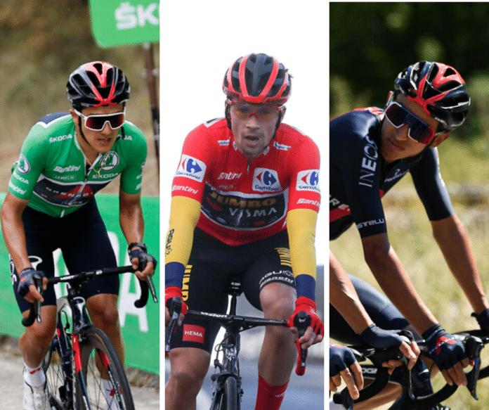 Vuelta 2021: La lista completa de corredores inscritos en la Vuelta a España