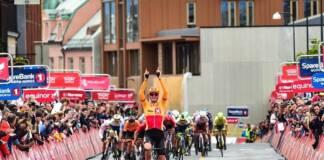 L'Arctic Race of Norway 2021 commence par un succès de Markus Hoelgaard