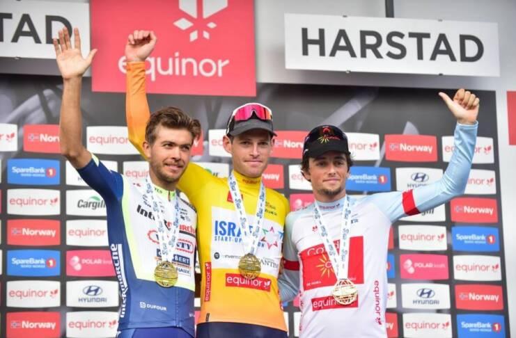 Ben Hermans vainqueur final de l'Arctic Race of Norway 2021