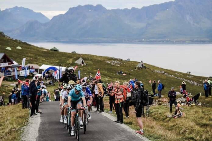 L'Arctic Race of Norway 2021 se déroule sur quatre jours