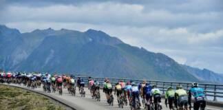 L'Arctic Race of Norway 2021 visible sur Eurosport