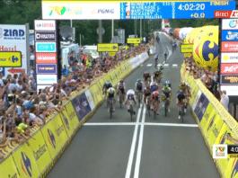 Tour de Pologne 2021 : Nikias Arndt remporte la 5e étape