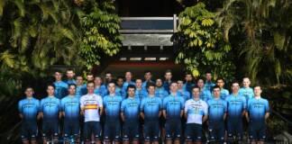 Cyclisme : Astana poursuit en 2022 et réintègre Alexandre Vinokourov