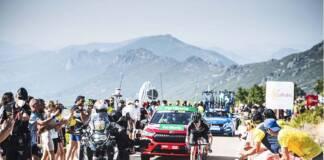 Romain Bardet a fini en solitaire la 14e étape de la Vuelta 2021