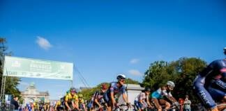 Merlier, Evenepoel, Gilbert en têtes d'affiches de la Brussels Cycling Classic 2021