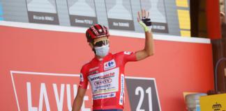 Vuelta 2021 : Le classement général complet du Tour d'Espagne après la 11e étape