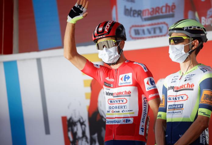 Vuelta 2021 : Le classement général complet du Tour d'Espagne après la 12e étape