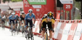 Vuelta 2021 : Le classement complet de la 11e étape du Tour d'Espagne
