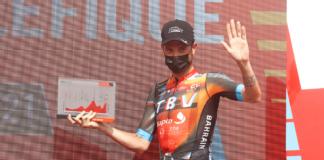 Vuelta 2021 : Le classement complet de la 9e étape du Tour d'Espagne