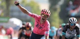 Vuelta 2021 : Magnus Cort Nielsen remporte la 12e étape