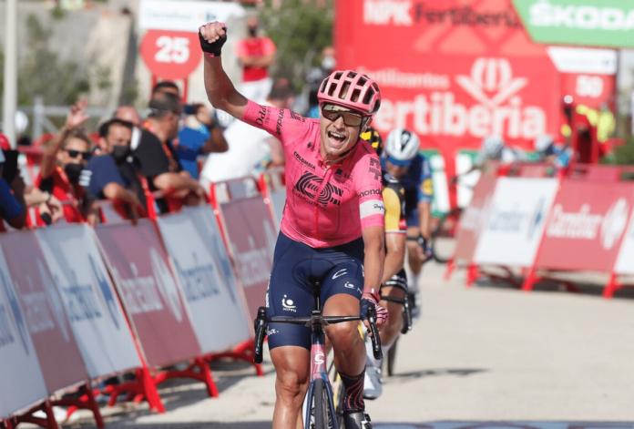 Vuelta 2021 : Magnus Cort Nielsen remporte la 6e étape