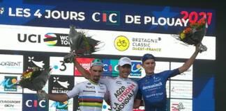 Benoît Cosnefroy s'impose sur la Bretagne Classic 2021