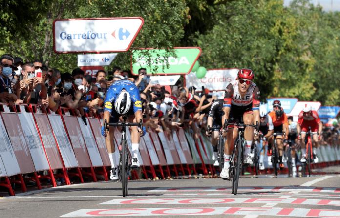 Vuelta 2021 : Florian Sénéchal remporte la 13e étape