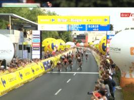 Tour de Pologne 2021 : Fernando Gaviria remporte la 3e éape