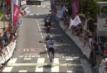 Le Circuito de Getxo 2021 revient au sprinteur Giacomo Nizzolo