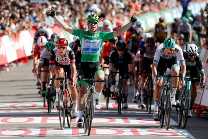 Vuelta 2021 : Fabio Jakobsen remporte la 16e étape