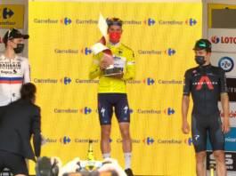 Joao Almeida est au palmarès du Tour de Pologne 2021