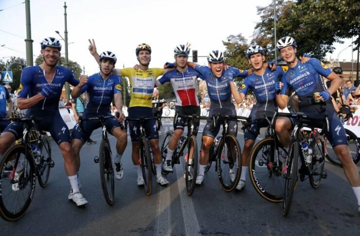 Tour de Pologne 2021 : Victoire finale de Joao Almeida, une première pour lui sur une course à étapes