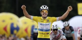 Joao Almeida vainqueur final du Tour de Pologne 2021