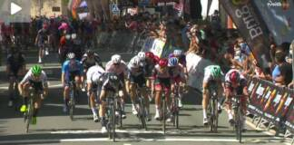 Tour de Burgos 2021 : Juan Sebastien Molano remporte la 2e étape