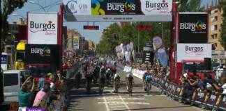 Tour de Burgos 2021 ; Juan Sebastian Molano remporte la 4e étape, Romain Bardet toujours leader