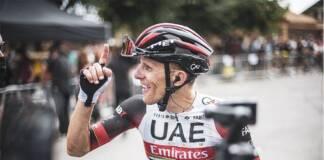 Rafal Majka intouchable sur la 15e étape de la Vuelta 2021