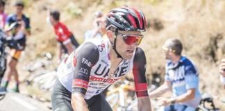 Rafal Majka fait un numéro lors de la Vuelta 2021