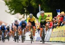 Marijn van den Berg double vainqueur d'étapes au Tour de l'Avenir 2021