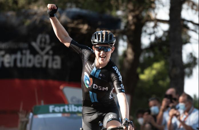 Vuelta 2021 : Michael Storer vainqueur de la 7e étape, Primoz Roglic toujours en rouge