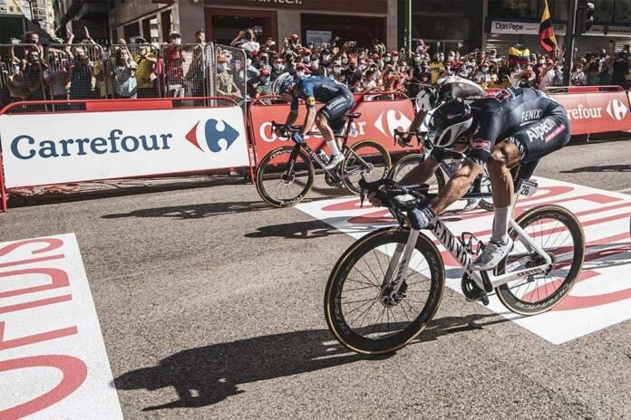 Vuelta 2021 : Jasper Philipsen remporte la 3e étape