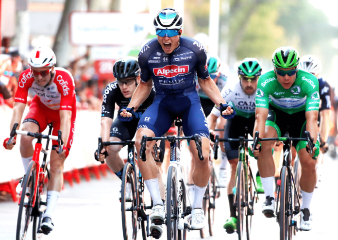 Vuelta 2021 : Jasper Philipsen remporte la 5e étape, Kenny Elissonde nouveau leader