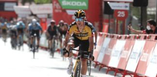 Vuelta 2021 : Primoz Roglic remporte la 11e étape