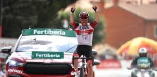 La 15e étape de la Vuelta 2021 largement dominée par Rafal Majka