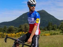Tour de Pologne : Rémi Cavagna, le champion de France, au départ