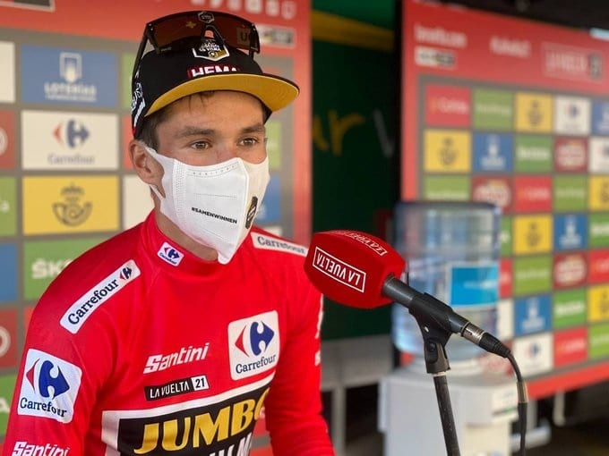 Primoz Roglic leade rà l'issue du premier week-end de la Vuelta 2021