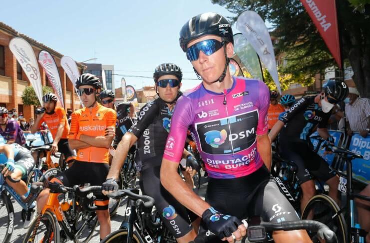 Tour de Burgos 2021 : Romain Bardet a souffert des conséquences de sa chute et perd le classement général