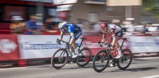 Florian Sénéchal s'illustre sur les routes de la Vuelta 2021