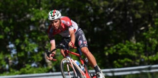 Simon Pellaud passe à l'échelon WorldTour en 2022