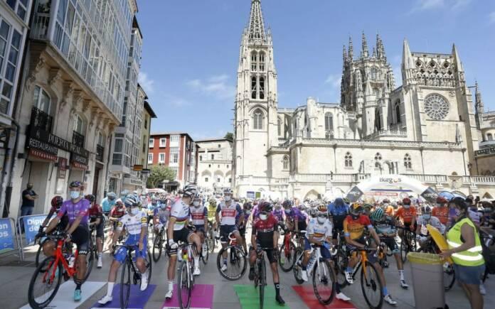 Cinq étapes aux profils bien différents pour le Tour de Burgos 2021