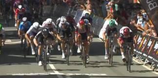 Juan Sebastian Molano vainqueur d'un rien sur la 2e étape du Tour de Burgos 2021