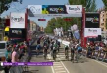 Juan Sebastian Molano est bien le meilleurs sprinteur du Tour de Burgos 2021