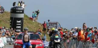 La chaîne l'Equipe diffuseur du Tour de Burgos 2021