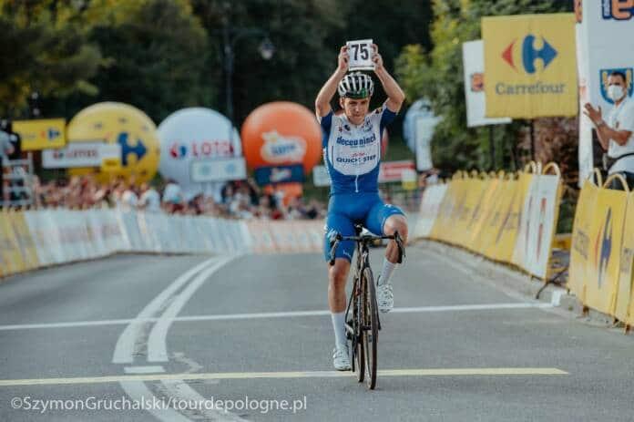 Poland Tour 2021: Oglądaj wyścig na żywo w telewizji